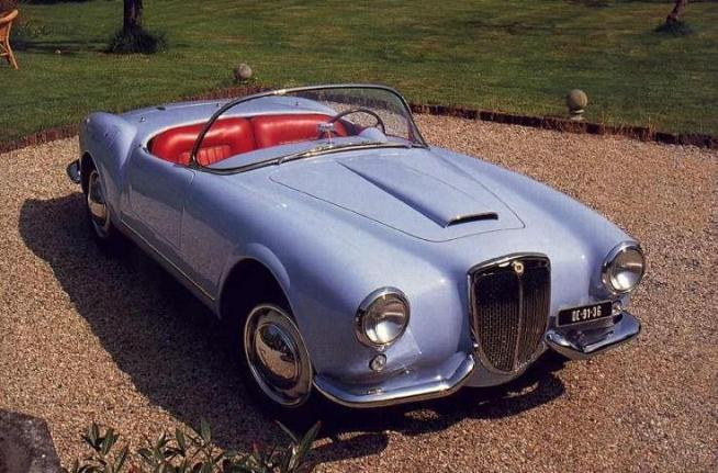 Lancia Aurelia B24 Spider 1954