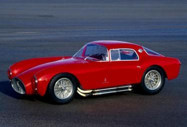 Maserati A6GCS52 Berlinetta 1953