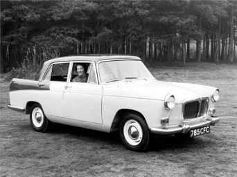 MG Magnette MK3 1959