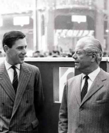 Battista & Sergio Pininfarina
