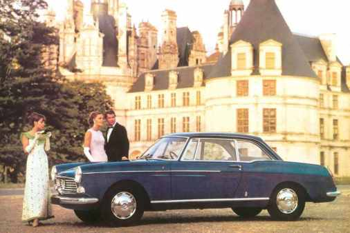 Peugeot 404 Coupe 1962