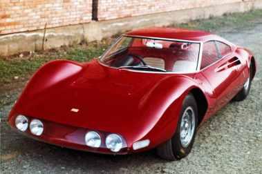 Dino Berlinetta Speciale 1965