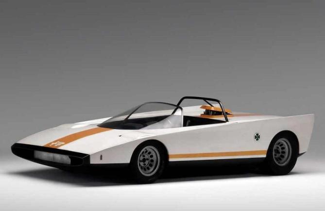 Alfa Romeo P33 Cuneo 1971