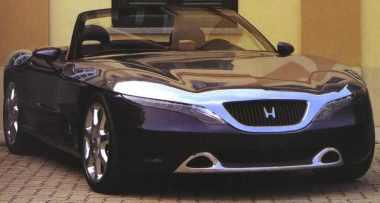 Honda Argento Vivo 1995