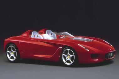Ferrari Rossa 2000