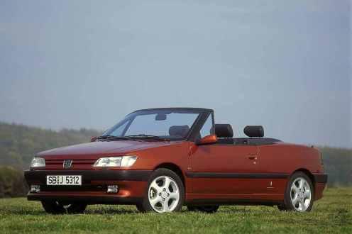 Peugeot 306 Cabriolet 1994