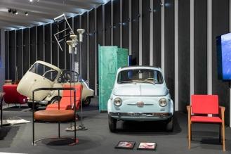 FCA Heritage Fiat 500 & Panda Triennale di Milano 2017