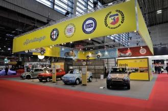 FCA Heritage la Retromobile Paris 2020