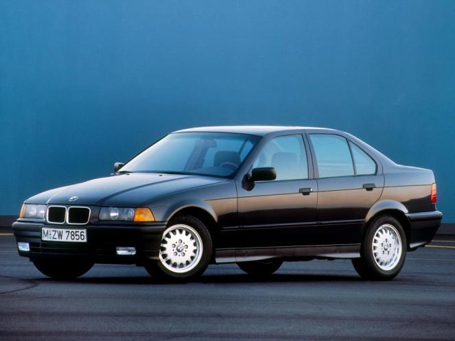 BMW 320i Berlină 1990
