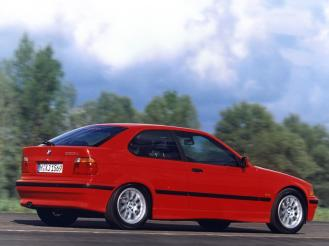 BMW 323ti Compact 1997