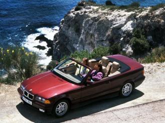 BMW 325i Cabrio 1993