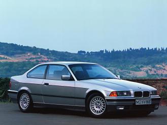 BMW 325i Coupe 1992