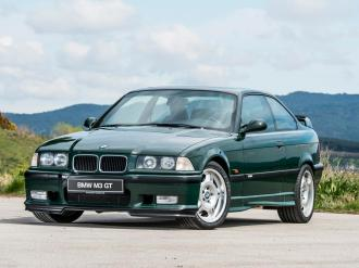 BMW M3 GT Coupe 1995