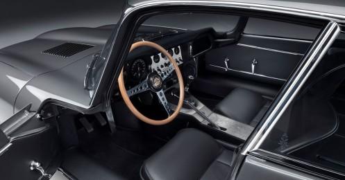 Interior Jaguar E-Type 60 Collection Coupe