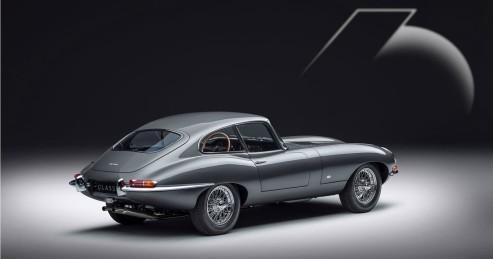 Jaguar E-Type 60 Collection Coupe