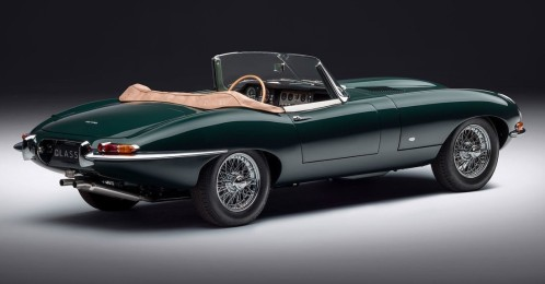 aguar E-Type 60 Collection Roadster